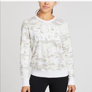Soulcycle Camo Sweatshirt